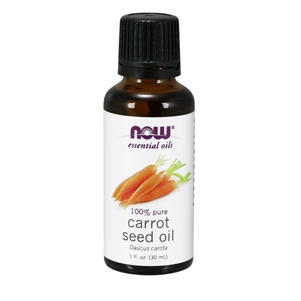 Carrot Seed Oil 1 Oz by Now Foods