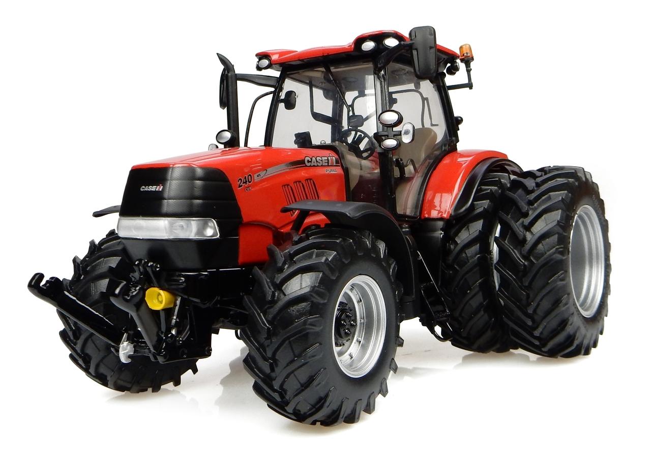 Case IH Puma CVX 240 Dual Wheels (EU Version) Tractor 1/32 Diecast Model by Universal Hobbies