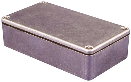 Hammond 1550 W, Die Cast Aluminium Enclosure, IP66, 115 x 90 x 51mm