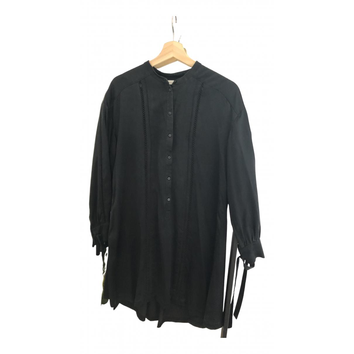 Vestido midi de Seda Non Signe / Unsigned