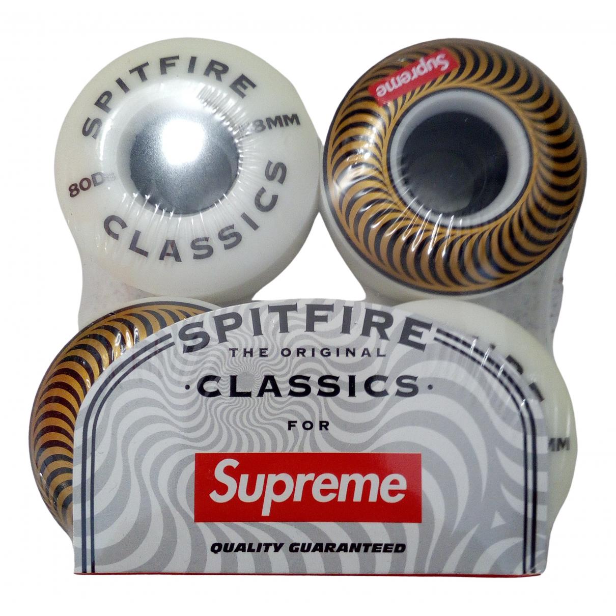 Supreme - Glisse   pour lifestyle - dore