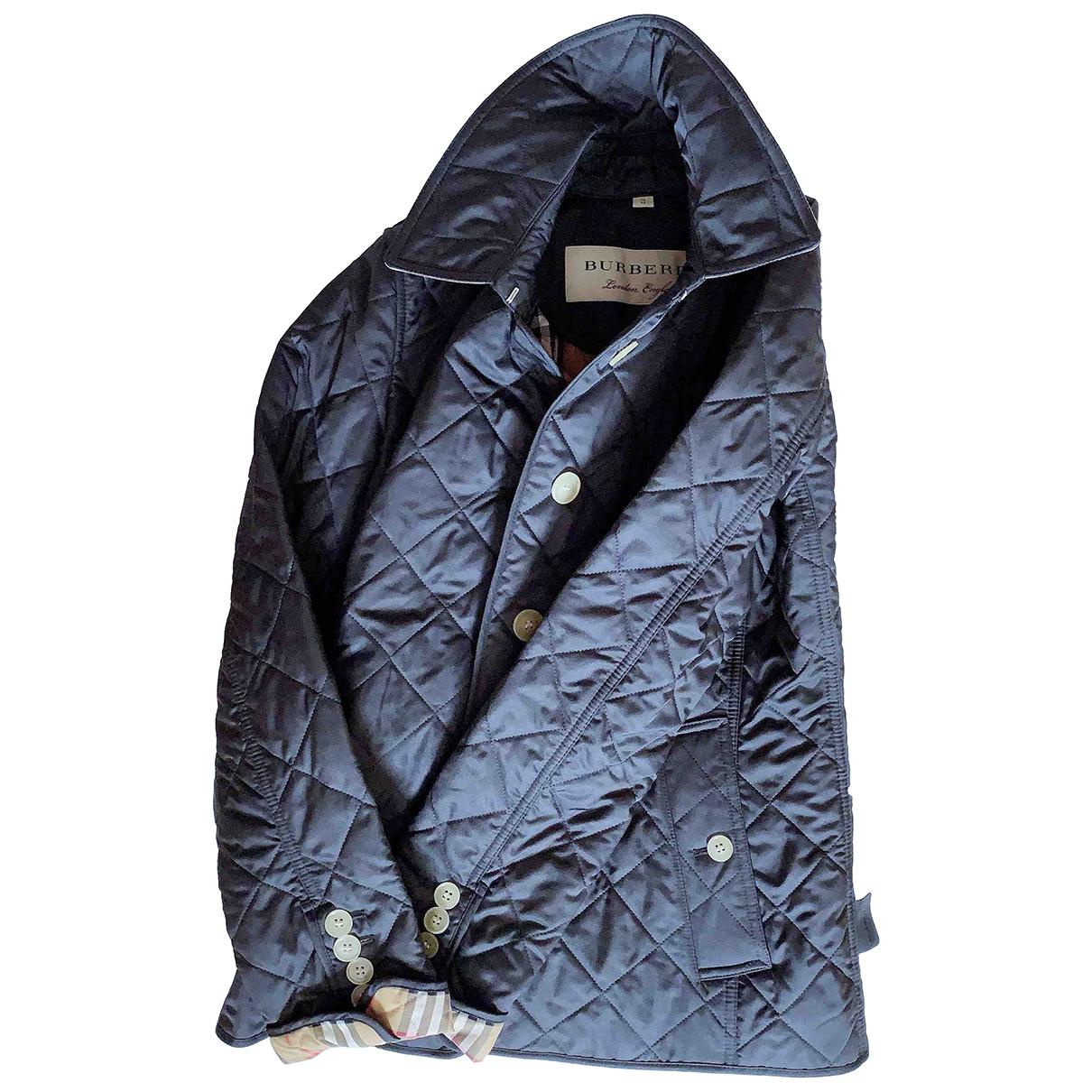 Burberry N Black jacket for Women XS International