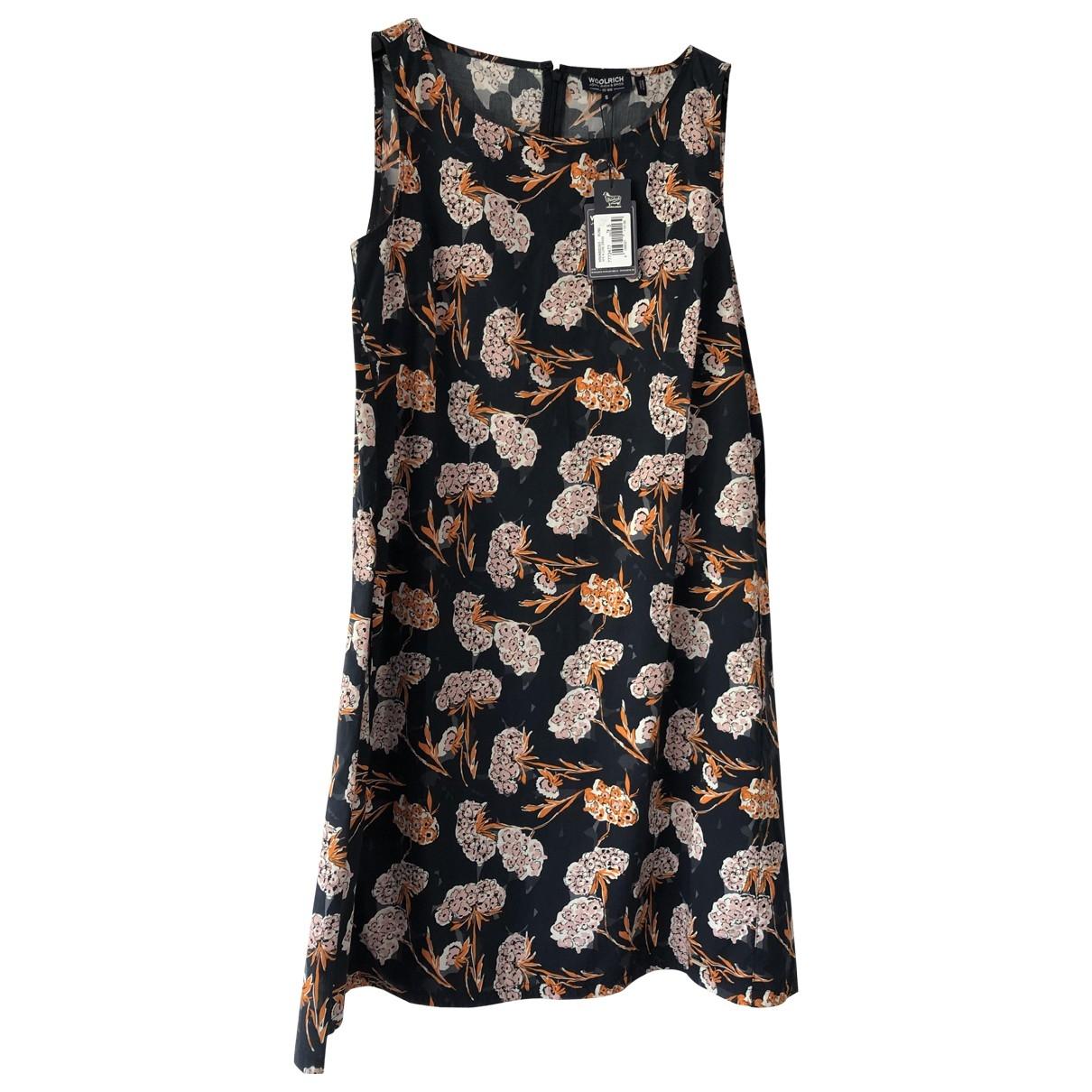 Woolrich \N Kleid in  Bunt Wolle