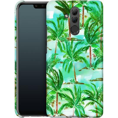 Huawei Mate 20 Lite Smartphone Huelle - Palm Tree Green  von Amy Sia