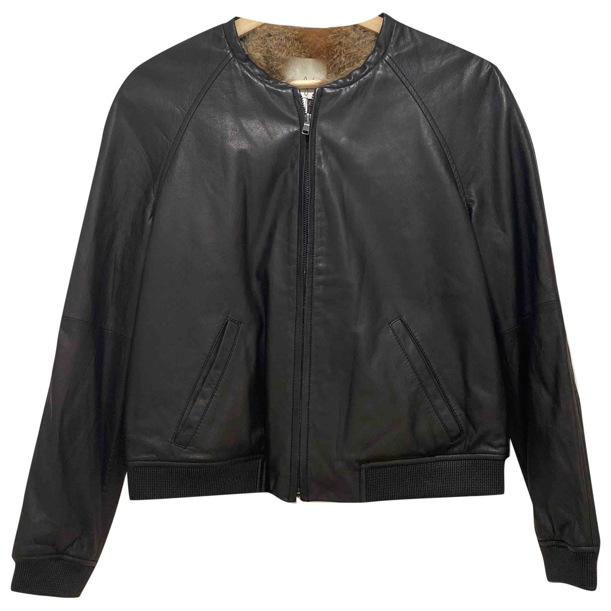 Joie \N Black Rabbit jacket for Women S International