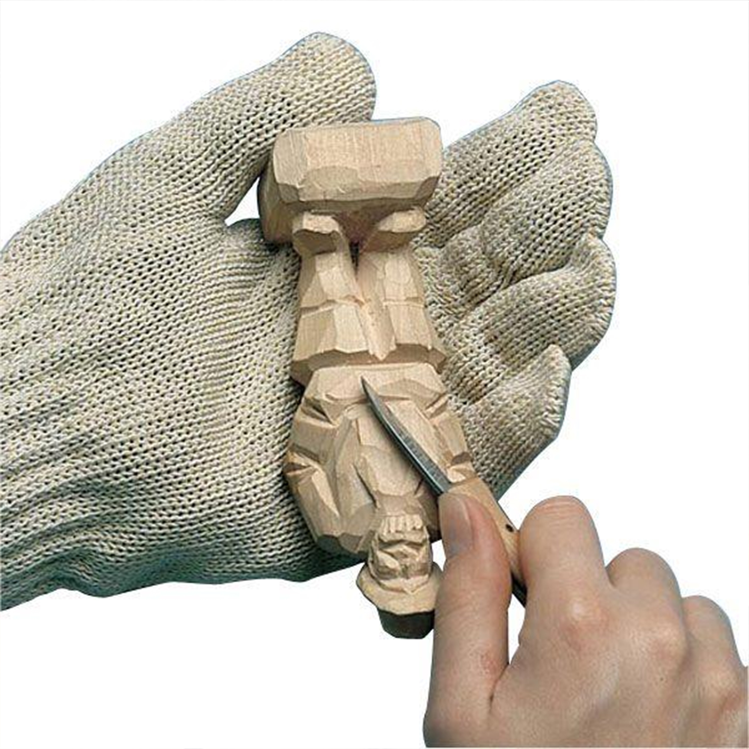 Safety Glove, Extra Extra Small, Size 3-4