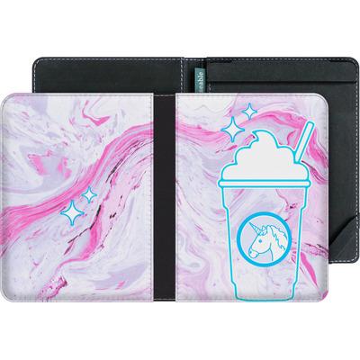 tolino vision 2 eBook Reader Huelle - Unicorn Frappuccino von caseable Designs