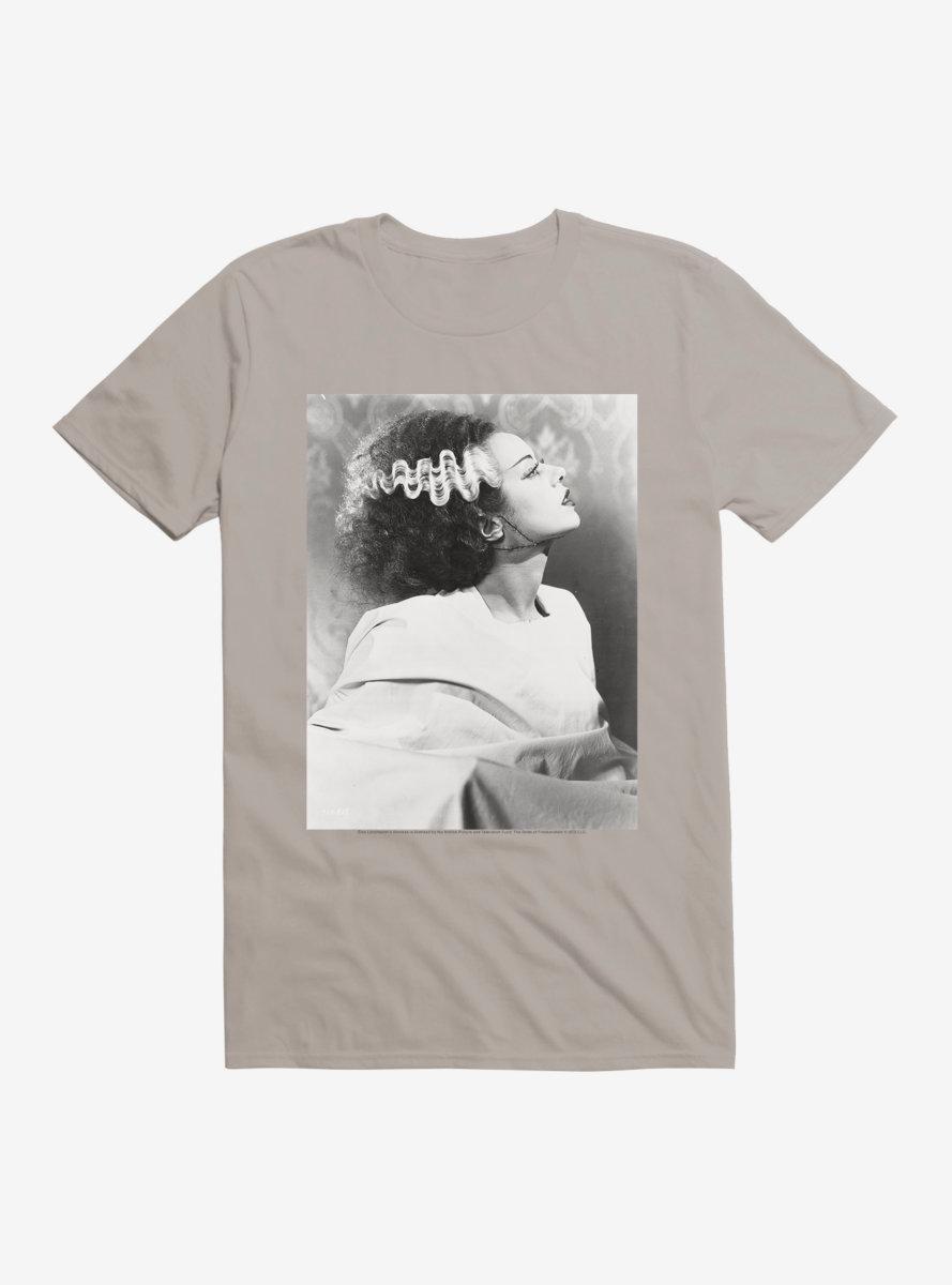 Universal Monsters Bride Of Frankenstein Beauty T-Shirt
