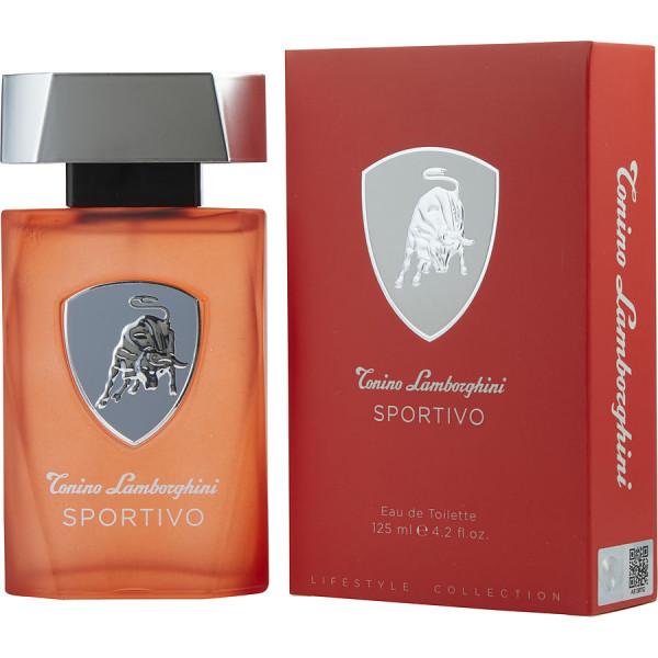 Lamborghini Sportivo - Tonino Lamborghini Eau de toilette en espray 125 ml