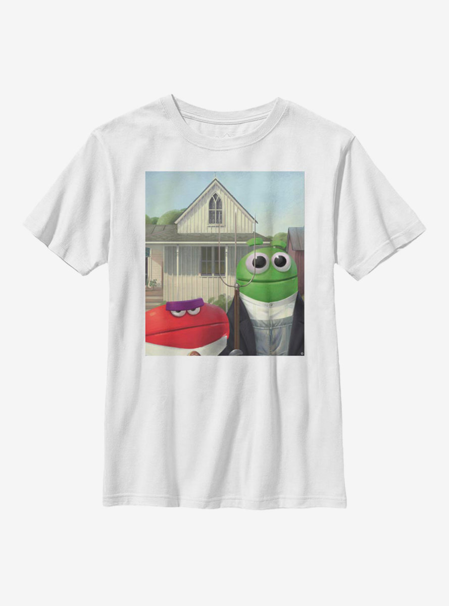 Ask The StoryBots Gothic Youth T-Shirt