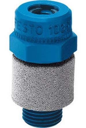 Festo Adjustable Exhaust Valve, G 1/2