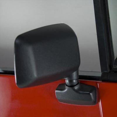 Rugged Ridge Replacement Mirror (Black) - 11002.18