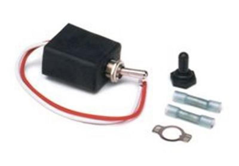 Painless Wiring 80532 Waterproof Toggle Switch-On/Off/On; Single Pole; 20 Amp w/boot/conn.