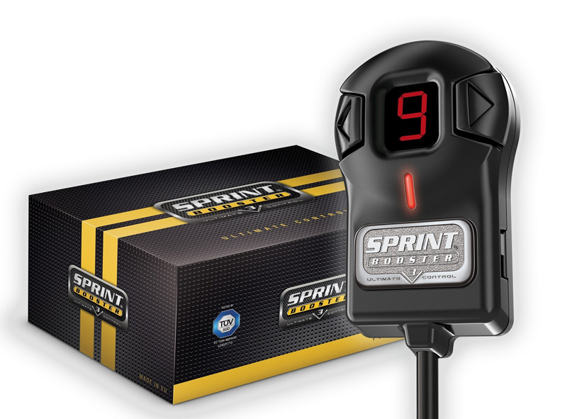 Sprint Booster 77-16411 Sprint Booster Power Converter Porsche Cayenne/Cayenne S 11-15 V6/V8 (A/T & M/T)