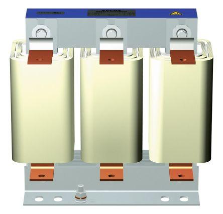 EPCOS , B86301U 320A 520 V ac 50/60Hz, Chassis Mount EMC Filter, Busbar 3 Phase