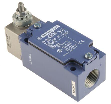 Telemecanique Sensors , Snap Action Limit Switch - Metal, 2NO/2NC, 240V, IP65