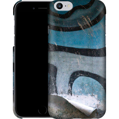 Apple iPhone 6 Plus Smartphone Huelle - Texture Pacificwall von Brent Williams