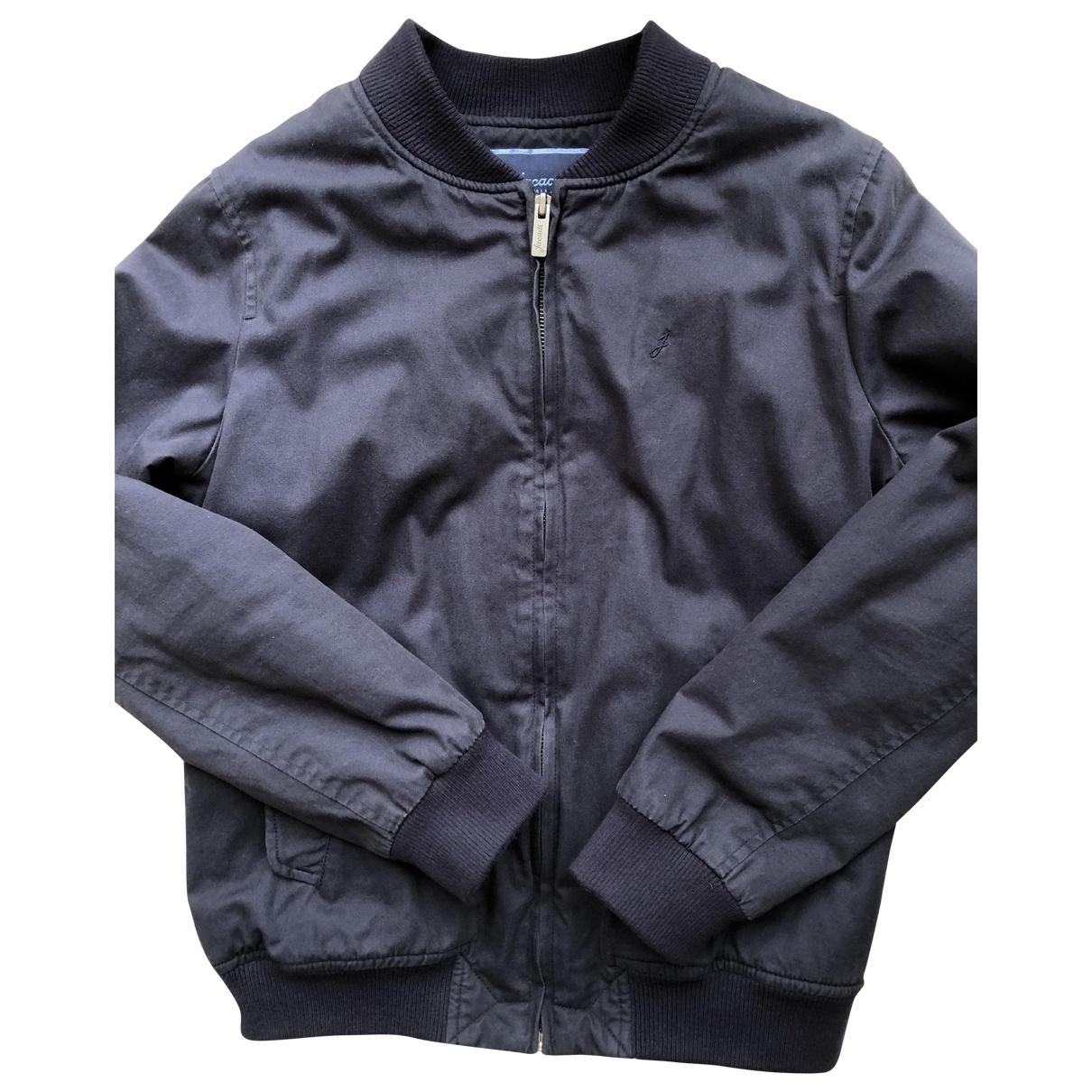 Jacadi - Blousons.Manteaux   pour enfant en coton - bleu