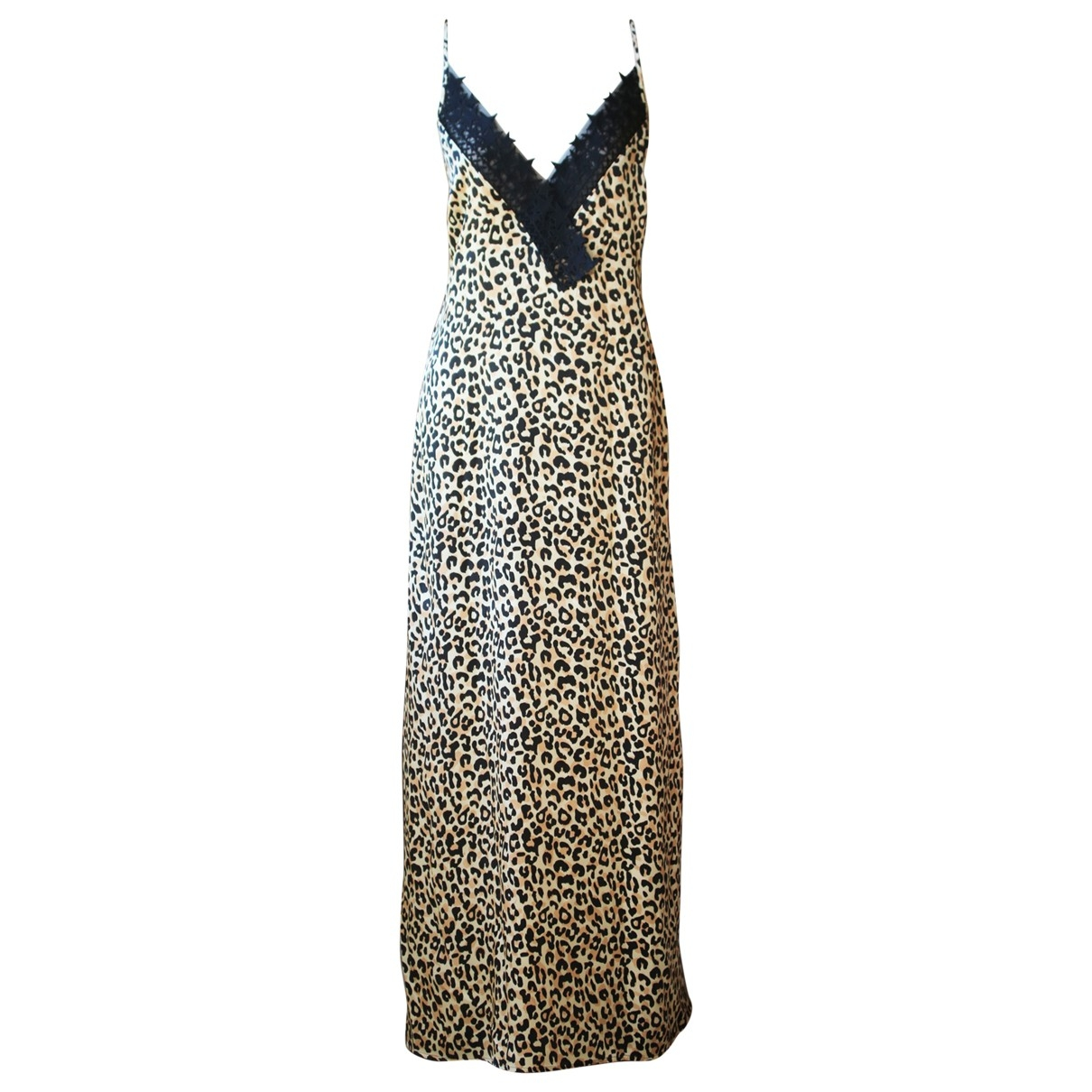 Maxi vestido de Seda Lala Berlin