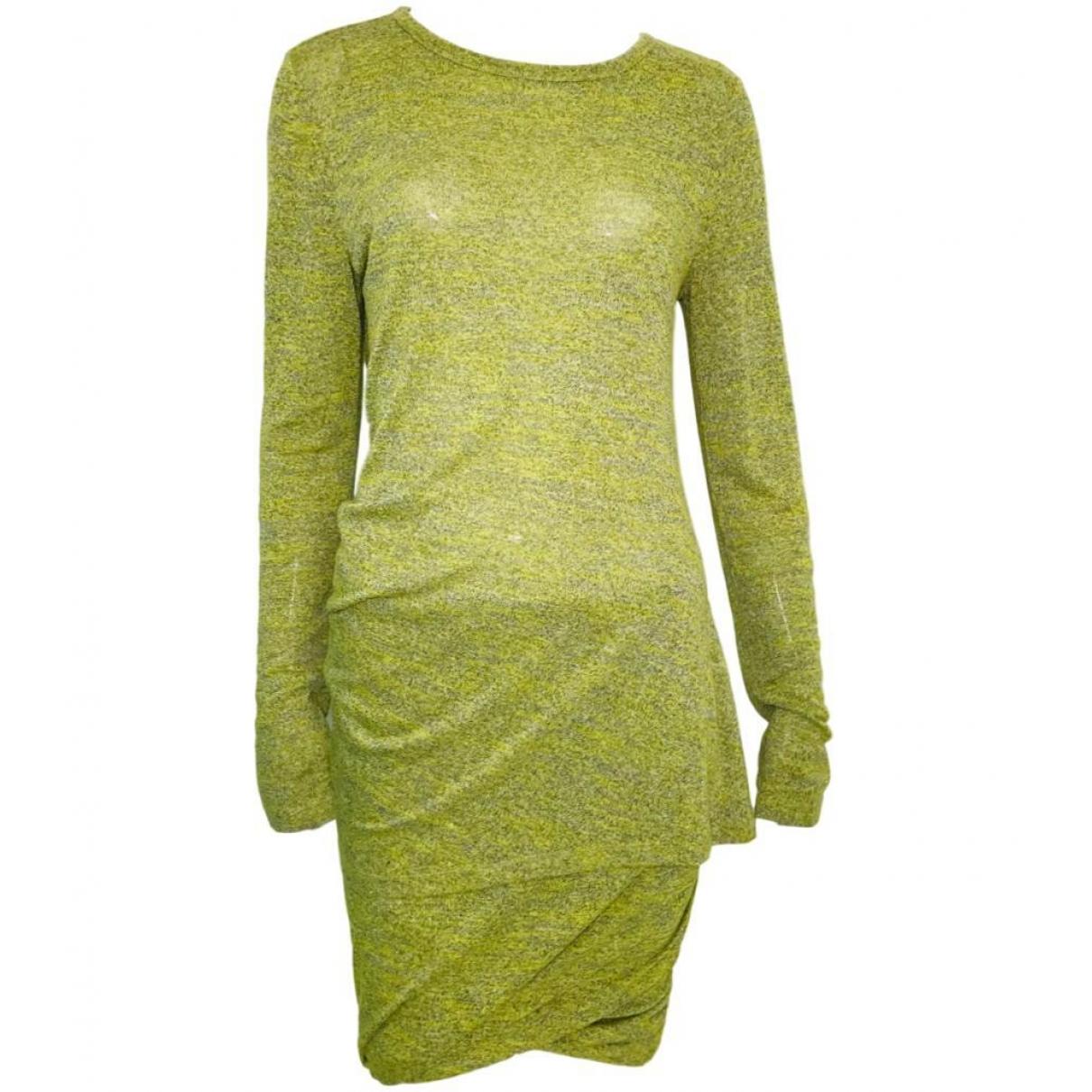 Alexander Wang \N Green Cotton dress for Women M International