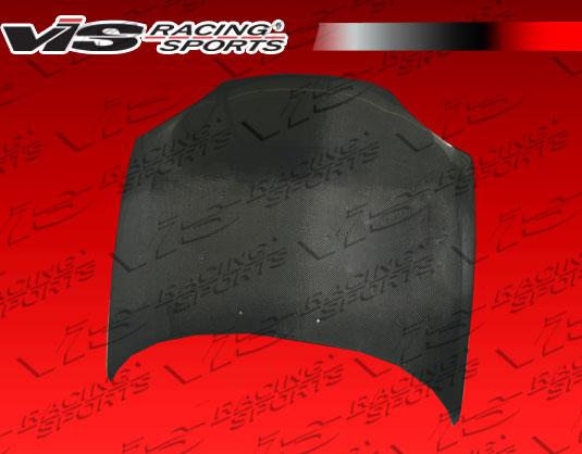 VIS Racing 90MZMX32DOE-010C OEM Style Black Carbon Fiber Hood Mazda MX-3 90-95