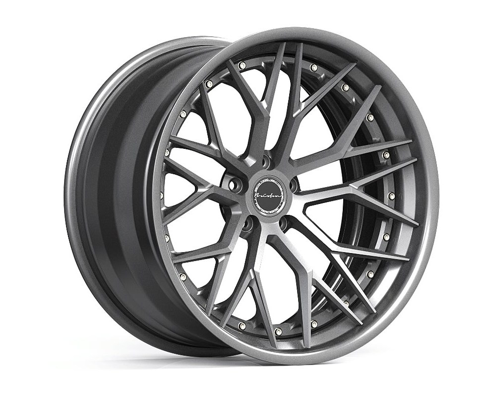 Brixton CM10 Targa Series 3-Piece Step Lip Wheel