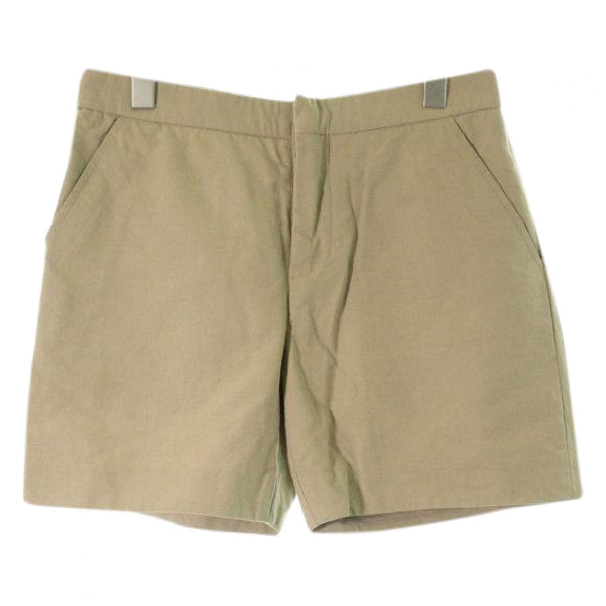 Marni \N Shorts in  Beige Baumwolle