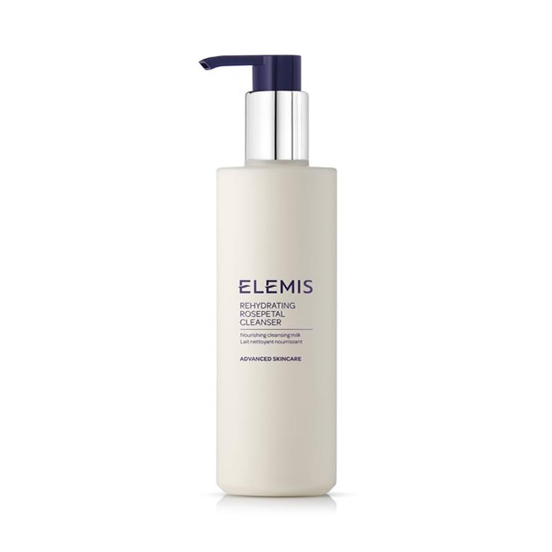 ELEMIS REHYDRATING ROSEPETAL CLEANSER (200 ml / 6.7 fl oz)