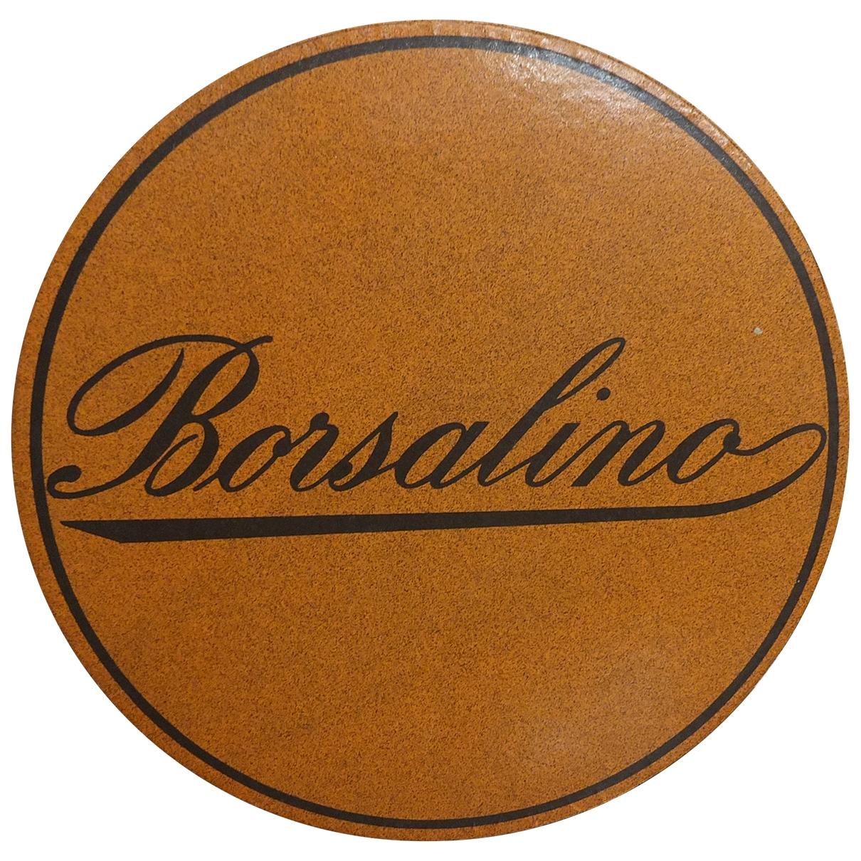 Moda Borsalino