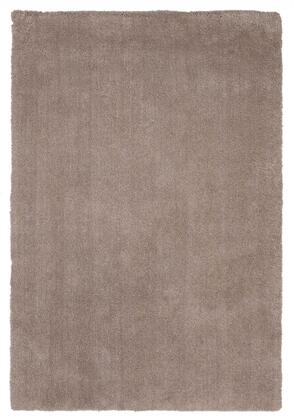350556 9' x 13' Polyester Beige Area