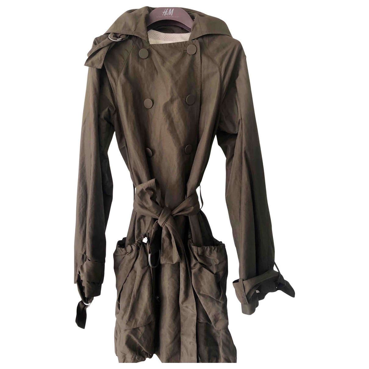 Stella Mccartney For H&m \N Trench in Synthetik