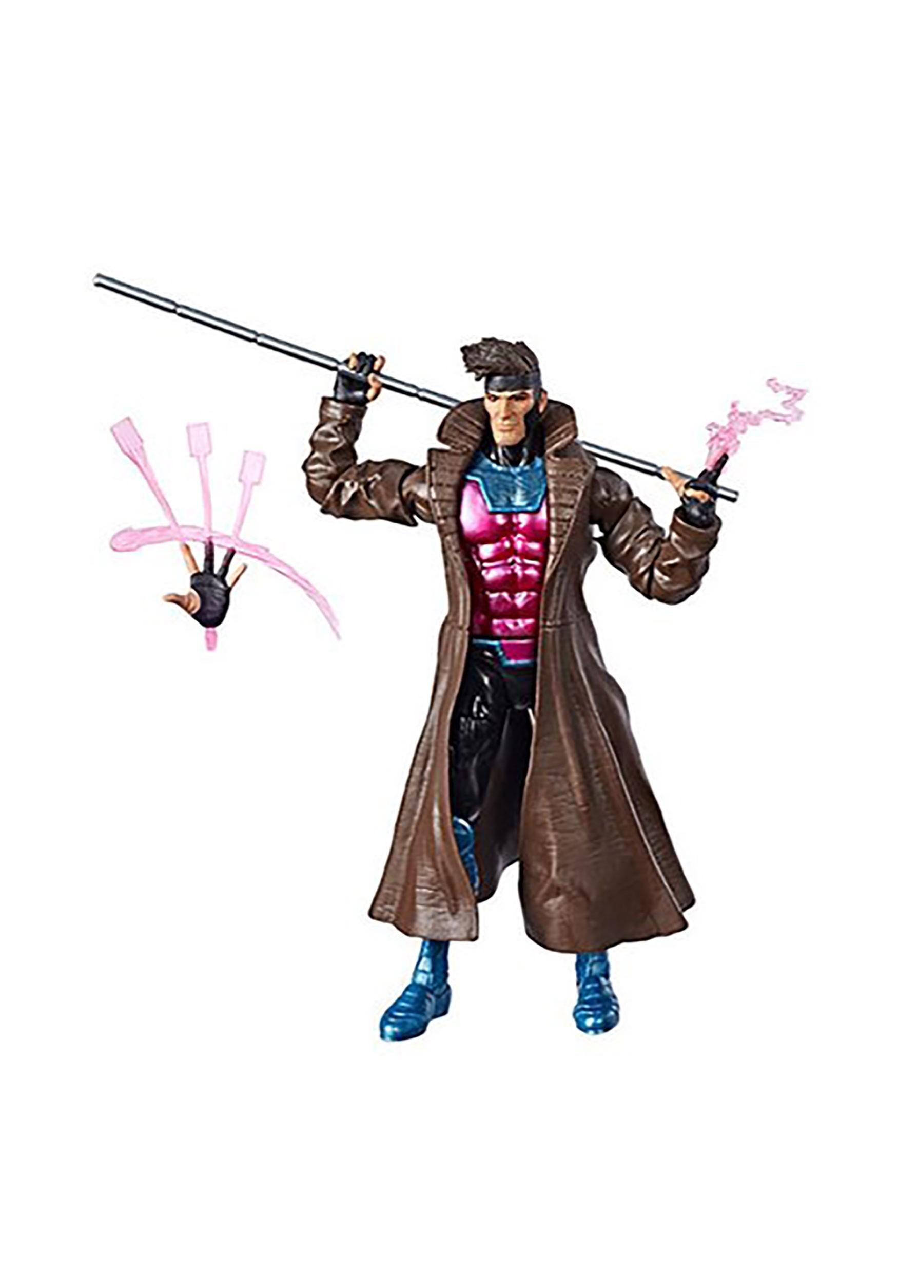 Gambit 6-Inch Marvel Lengends X-Men Action Figure