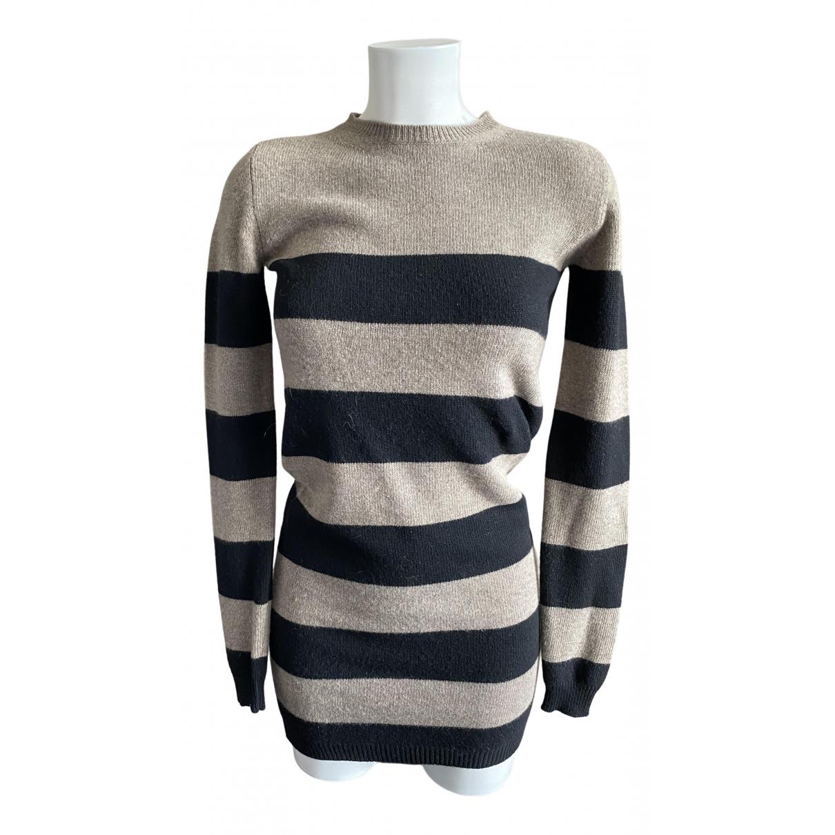 Stella Mccartney \N Beige Wool Knitwear for Women 38 IT