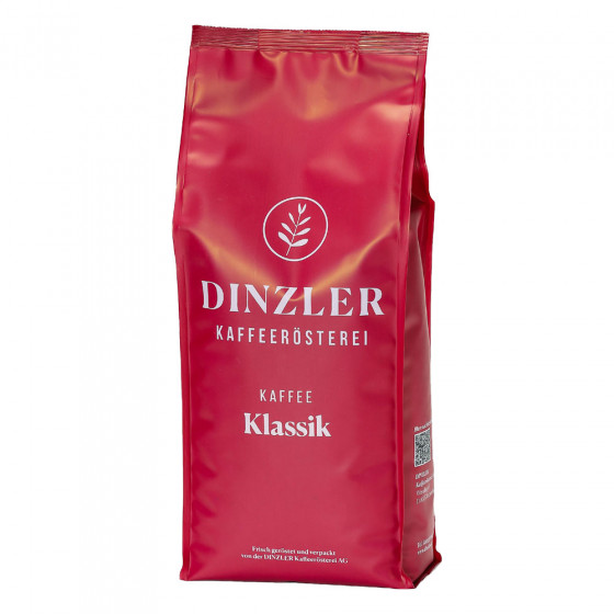 """Kaffeebohnen Dinzler Kaffeerosterei """"Kaffee Klassik"""", 1 kg"""