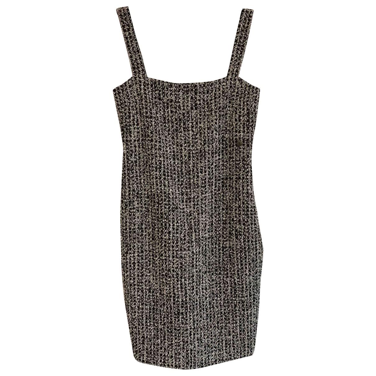 Chanel - Robe   pour femme en tweed