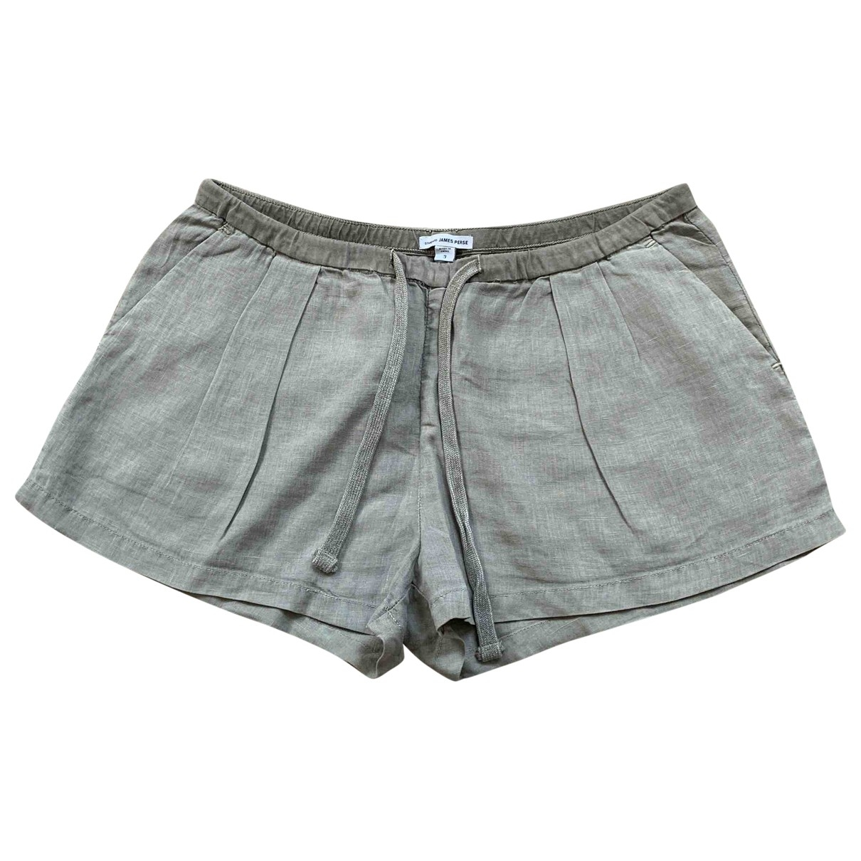 James Perse \N Cotton Shorts for Women 3 0-5