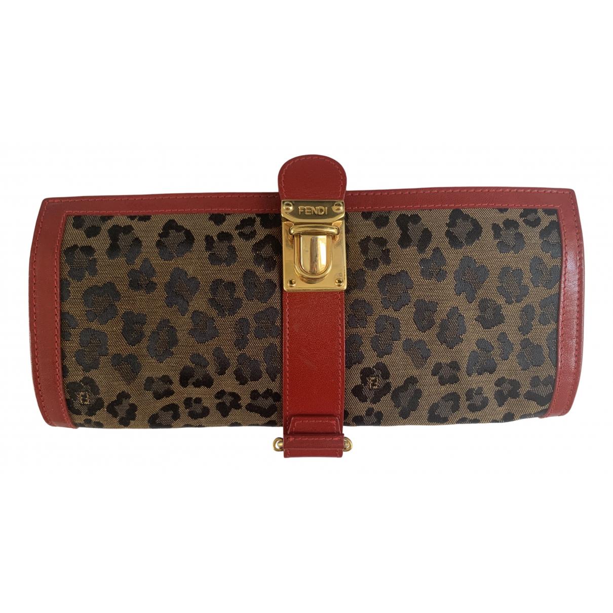 Fendi \N Multicolour Cloth wallet for Women \N