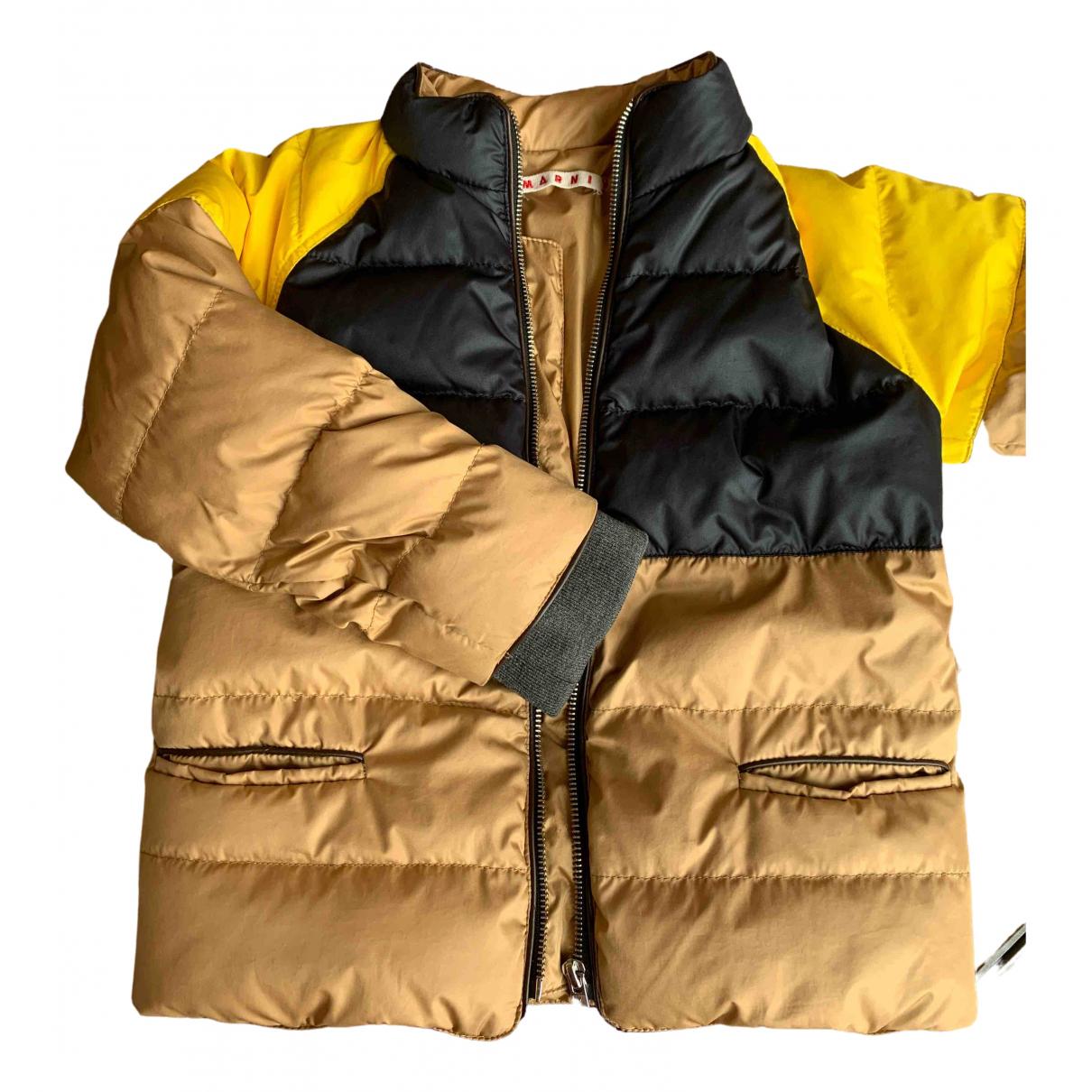Marni - Blousons.Manteaux   pour enfant - beige