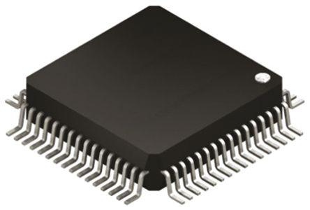 Analog Devices , AD1939WBSTZ 24bit- Audio Codec IC 64-Pin LQFP