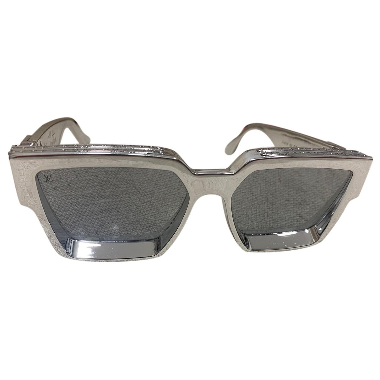 Louis Vuitton 1.1 Millionnaires Silver Sunglasses for Men N