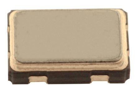 RS PRO , 25MHz Clock Oscillator, ±50ppm CMOS, 4-Pin SMD (5)