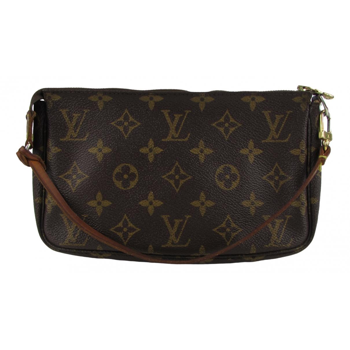 Pochette Accessoire de Lona Louis Vuitton