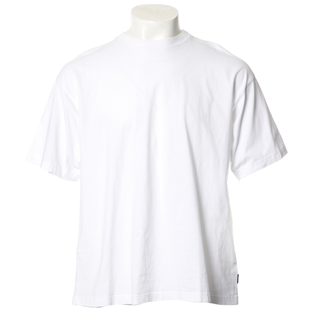 Balenciaga - Tee shirts   pour homme en coton - blanc