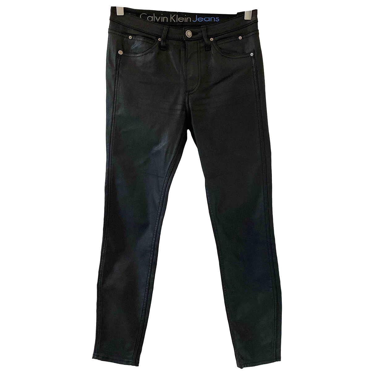 Calvin Klein N Black Denim - Jeans Jeans for Women 29 US