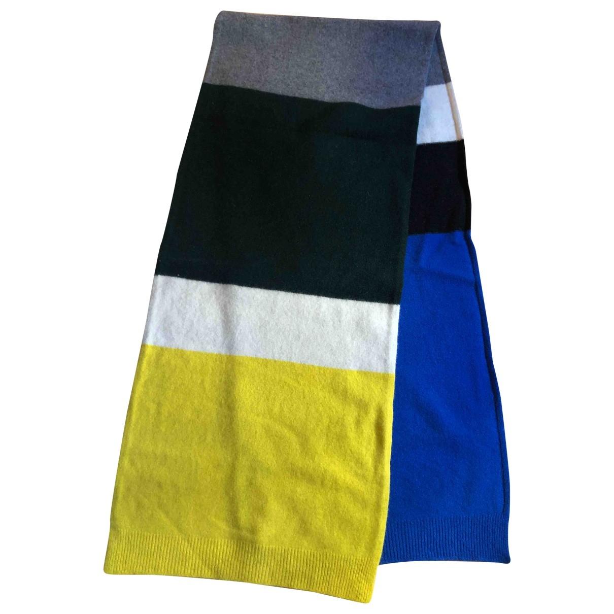 Sandro \N Multicolour Wool Silk handkerchief for Women \N
