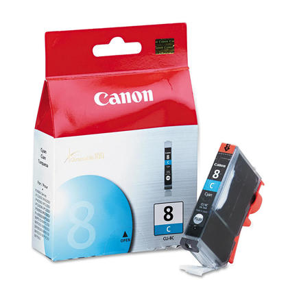 Canon CLI-8C 0621B002 cartouche d'encre originale cyan