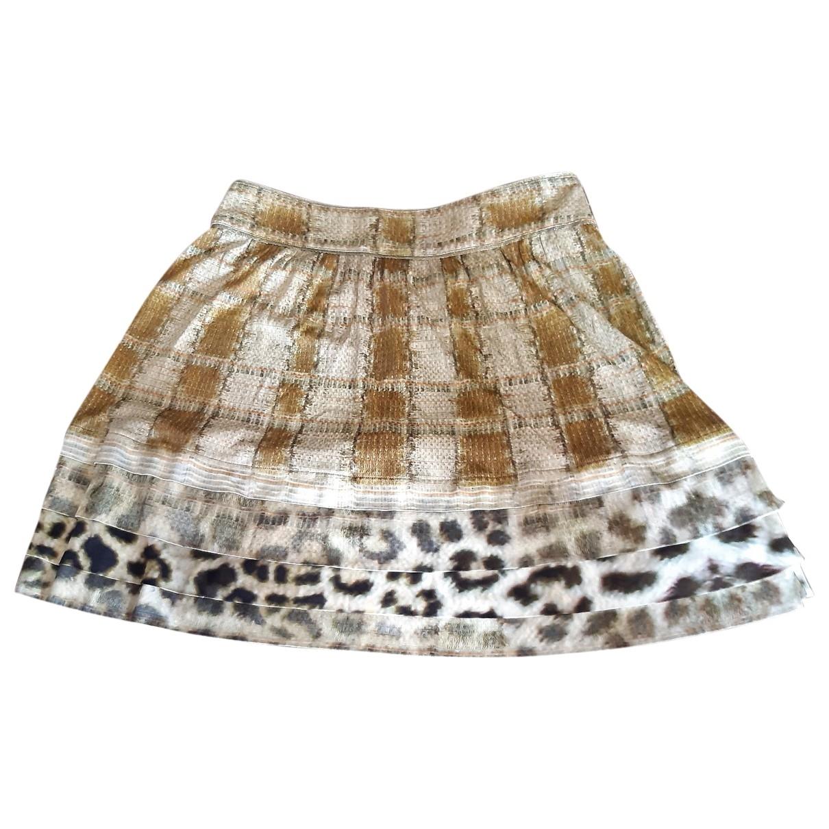 Class Cavalli \N Multicolour skirt for Women 44 IT