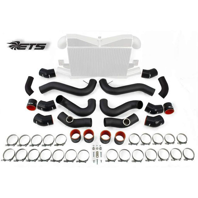 ETS Nissan GTR 08-20 Intercooler Piping Kit Boost Logic TB TiAL BOV Pipes