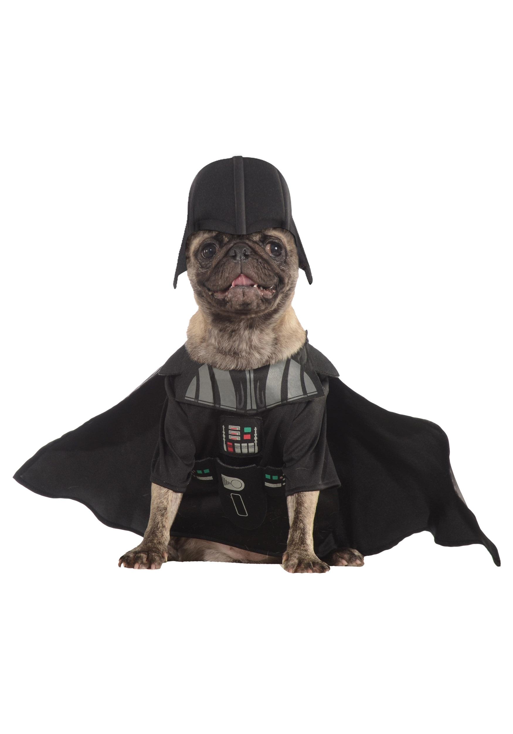 Pet Darth Vader Costume