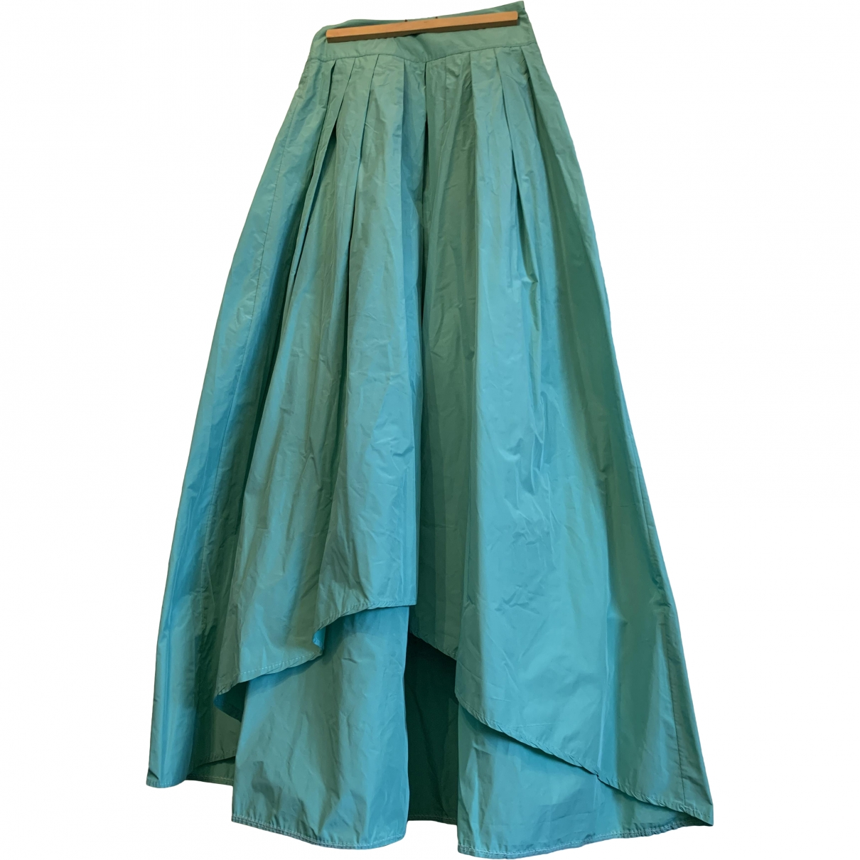 Non Signé / Unsigned \N Turquoise skirt for Women S International